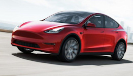 Tesla surpasses $1 trillion valuation after Hertz order