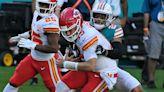 Dolphins S Brandon Jones shares story about Chiefs QB Patrick Mahomes on TikTok