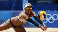 """The Rush: April Ross on winning Olympic gold, celebrity fans and beach """"superhero"""""""