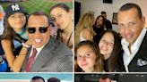 See Alex Rodriguez's Best Moments With His Daughters Natasha and Ella
