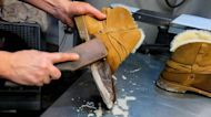 How water-damaged Ugg boots are professionally restored