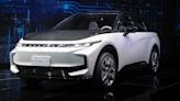 鴻海集團電動車、3款原型車今日正式亮相   蕃新聞
