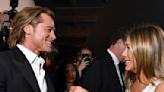 Brad Pitt Desperate To Reunite With Jennifer Aniston? - Daily Soap Dish