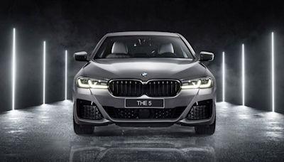 2022年式BMW 5系列 科技配備再升級