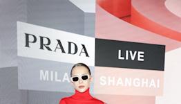 Prada's Double ShowExperience