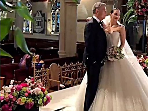 Inside Katharine McPhee and David Foster's 'Perfect Day' — See Their Gorgeous Wedding Album!