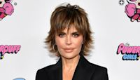 """Lisa Rinna """"Tried Really Hard"""" to Support Scott Disick & Amelia"""