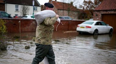 UK's worsening floods will hit the most disadvantaged communities the hardest