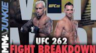 Charles Oliveira vs. Michael Chandler prediction | UFC 262 breakdown.mov