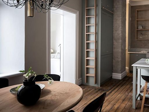 【居家裝潢】沉靜療癒的優雅空間,利用材質肌理描繪美好故事