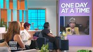 "The Talk - Rita Moreno Says New Season of 'One Day at a Time' is 'some of the funniest stuff we've done""; 'happy' for Norman Lear"