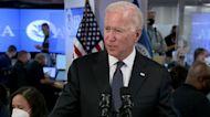 Biden speaks about Hurricane Ida at FEMA headquarters
