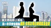 大西北人戀上港島人 租樓有拗撬 一個想租荃灣一個只想住港島區 - 香港經濟日報 - 地產站 - 地產新聞 - 人物/專題