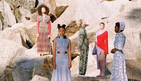 South African Fashion's New Wave