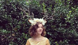 Try These 5 Easy DIY Deer Costumes for a Woodland-Inspired Halloween
