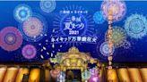 京都二条城「防疫藝術」 消毒酒精長出花