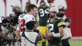 Tom Brady beats Aaron Rodgers again ... as NFL's most disliked player in most states
