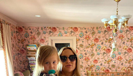 Kate Hudson Shares Glimpse of 2½-Year-Old Daughter Rani Rose's Floral-Inspired Nursery
