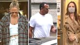 MAKEUPS AND BREAKUPS: J-Lo wears Ben's shirt, Kanye unfollows Kim