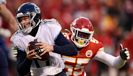 Here are broadcast map and announcers for Kansas City Chiefs' game at Tennessee Titans