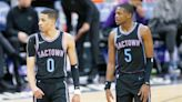Can De'Aaron Fox, Tyrese Haliburton, Davion Mitchell coexist? Taking the temperature on Kings' playoff hopes