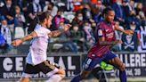 3-1: El Huesca se estrella en Burgos