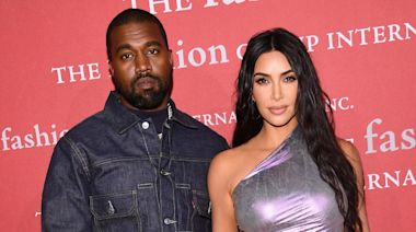 Kanye West Gifts Kim Kardashian a Hologram of Her Late Father for Her 40th Birthday