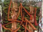 Sweet Green Bean Bundles