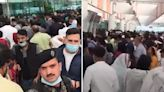 Chaos at Islamabad Airport as hundreds rush to UK before 4am deadline