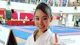 東京奧運|曾客串電影《空手道》 29歲空手道女神劉慕裳成香港奪獎希望:對自己有信心!