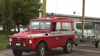 This oft-forgotten 1985 Fiat Campagnola can rival any Jeep