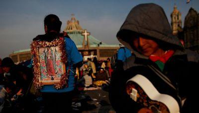 Not a 'cardboard politician': Biden's faith forges bond with Mexico