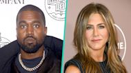 Kanye West Responds To Jennifer Aniston Urging People Not To Vote For Him
