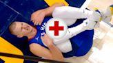 MVP的噩耗或虛驚一場?Nikola Jokic膝蓋遭Rudy Gobert不慎撞擊,傷勢待更新 - NBA - 籃球 | 運動視界 Sports Vision