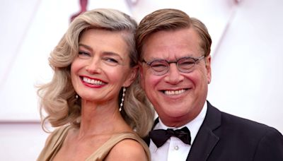 Paulina Porizkova and Aaron Sorkin call it quits: 'I'm so grateful for his presence in my life'