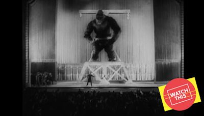 The original King Kong is the reigning granddaddy of Hollywood blockbusters