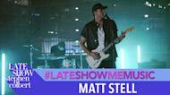 "Matt Stell ""That Ain't Me No More"""