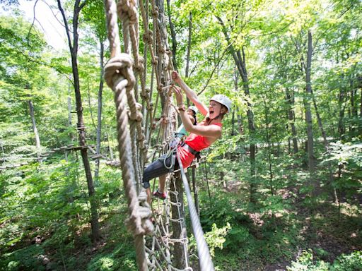 This Miami attraction is finally reopening as a treetop aerial wonderland with zip lines