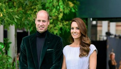 Prince William and Kate Middleton promote sustainability with outfit choices for Earthshot Prize Awards