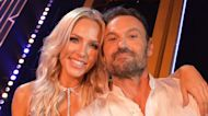 Brian Austin Green & Sharna Burgess Gush Over Each Other On 1-Year Anniversary: 'Damn I'm Lucky'
