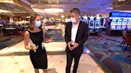 Las Vegas prepares to reopen with safety precautions
