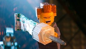 LEGO Movie Director Jokes His Projects Are Predicting The Future