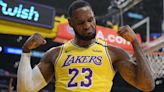 """Rob Pelinka On LeBron James: """"The Thing That Stands Out Is His Fitness Level. He's Slimmed Up...He's ..."""