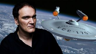 Quentin Tarantino Confirms His Star Trek Movie Will Be Rated R... If It Happens - IGN
