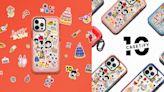 CASETiFY歡慶十週年!攜手十位藝術家推出AirPods保護殼、Apple Watch錶帶等聯名系列