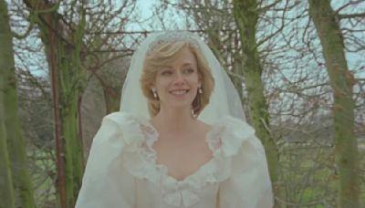 See Kristen Stewart in Princess Diana's Wedding Dress in First Full Spencer Trailer