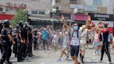 Tensions in Tunisia after president suspends parliament