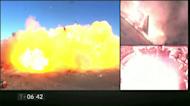 SpaceX「星艦」落地爆炸! 火箭著陸失敗陷入火海