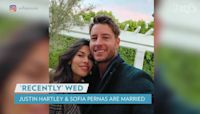 This Is Us' Justin Hartley and Sofia Pernas Are Married