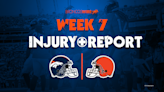 Broncos injuries: Teddy Bridgewater questionable for 'Thursday Night Football'